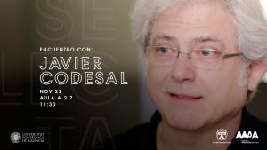Encuentro con Javier Codesal